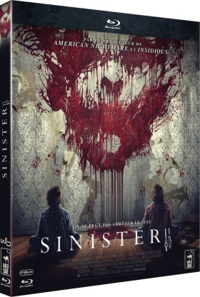 Sinister 2 - jaquette