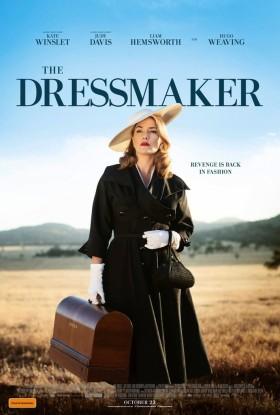 The Dressmaker - poster