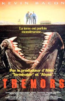 Tremors - poster
