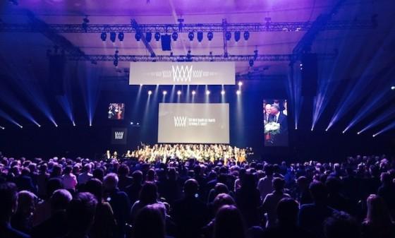 World Soundtrack Awards 2015 - Festival du Film de Gand (Fest Film Gent) - Belgique / Photo Jerome Nicod