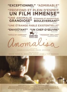 Anomalisa - affiche