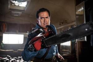 Bruce Campbell dans Ash vs Evil Dead