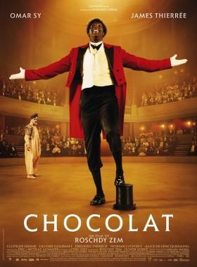 Chocolat - affiche