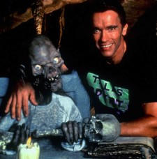 Arnold Schwarzenegger - saison 2 des Contes de la Crypte