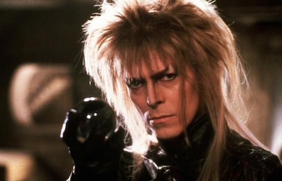 David Bowie dans Labyrinth de Jim Henson