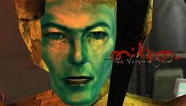 David Bowie - jeu video Dreamcast (2000)