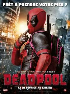 Deadpool - nouvelle affiche française