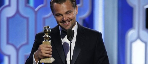 Golden Globes 2016 The Revenant Et Leonardo Dicaprio