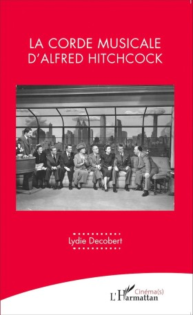 La Corde musicale d'Alfred hitchcock - couverture