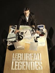 Le Bureau des Légendes - affiche
