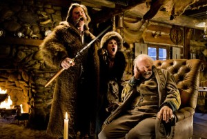 Les Huit Salopards - The Hateful Eight