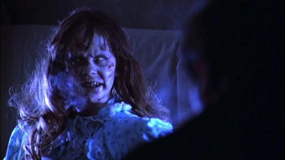 Linda Blair dans L'Exorciste de William Friedkin (1973) - Un pilote commandé par FOX TV