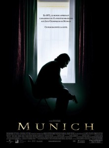 Munich de Steven Spielberg - affiche