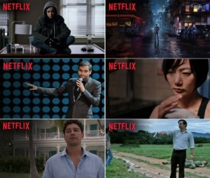 Nouvelles séries Netflix 2015 (Jessica Jones, Daredevil, Master of None, Sense 8, Bloodline et Narcos)