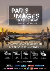 Paris Images Tradeshow - affiche