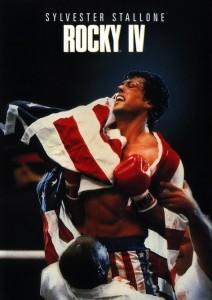Rocky IV - affiche
