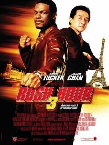 Rush Hour 3 de Brett Ratner - affiche