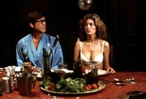 Susan Sarandon et Barry Bostwick - The Rocky Horror Picture Show