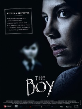 The Boy de William Brent Bell - affiche