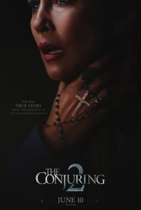 The Conjuring 2 - affiche