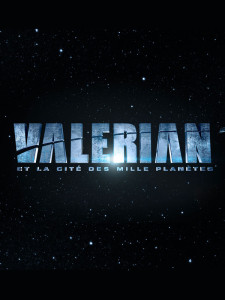 Valerian de Luc Besson - poster teaser