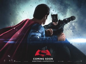 Batman v Superman - affiche