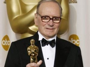 Ennio Morricone laureat pour Les 8 Salopards - Oscars 2016