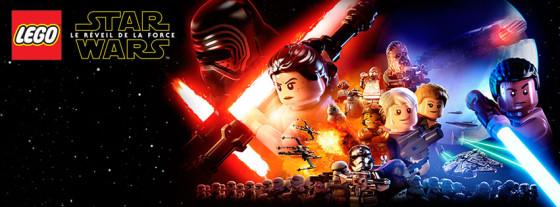 Jeu video LEGO Star Wars Le Reveil de la Force