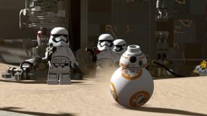 LEGO Le Réveil de la Force - screenshot Warner Bros
