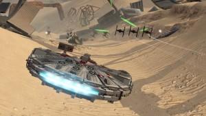 LEGO Le Reveil de la Force - screenshot Warner Bros