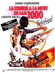 La Course a la Mort de l'an 2000 - affiche