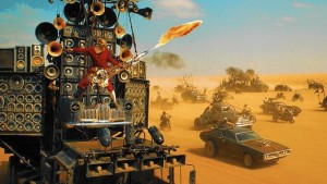 6 Oscars pour Mad Max Fury Road