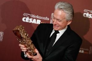 Michael Douglas - Cesar d'Honneur 2016