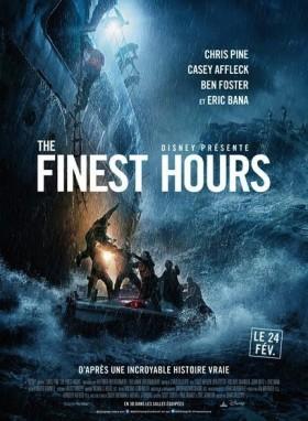 The Finest Hours de Craig Gillespie - affiche