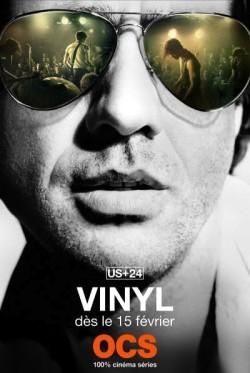 Vinyl série - affiche OCS