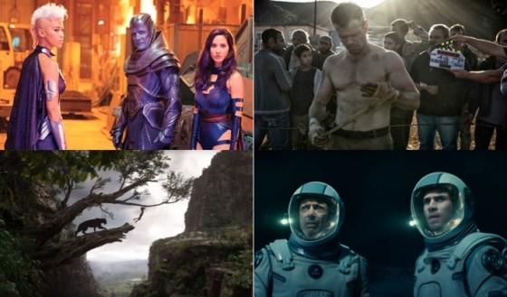X-Men Apocalypse, Jason Bourne 5, Le Livre de la Jungle, Independance Day Resurgence - Trailers Super Bowl