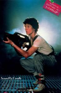 Alien Stompers - Sigourney Weaver