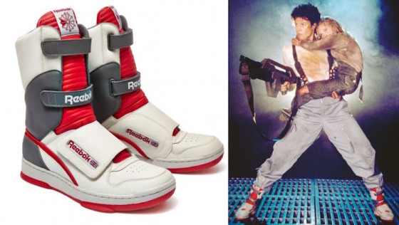 Alien Stompers de Reebok / Photo Fox via THR