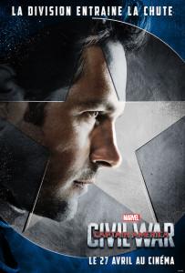 AntMan - Captain America Civil War
