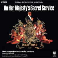 Au Service Secret de Sa Majeste - musique par John Barry