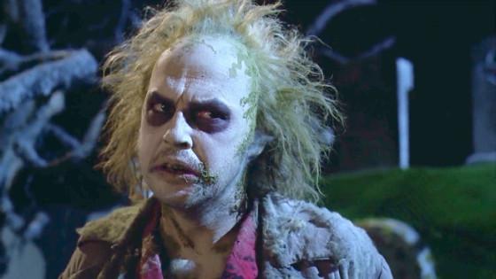 Michael Keaton - Beetlejuice