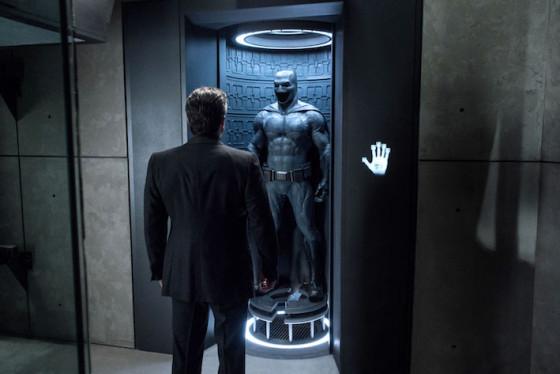 Ben Affleck dans Batman v Superman