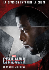 Black Panther - Captain America Civil War