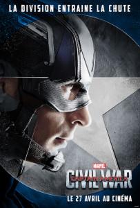 Captain America - Captain America Civil War