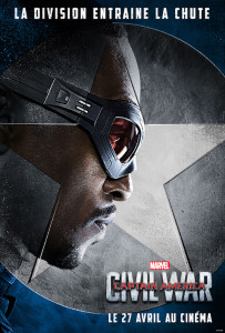 Faucon - Captain America Civil War