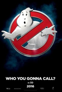 Ghostbusters - SOS Fantomes - affiche 2016