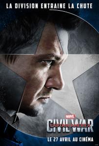Hawkeye - Captain America Civil War