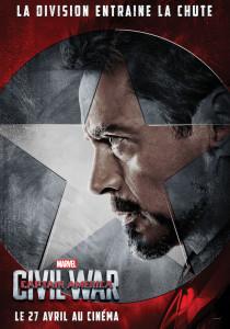 Iron Man - Captain America Civil War