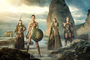 Premiere image du film consacre à Wonder Woman avec Gal Gadot