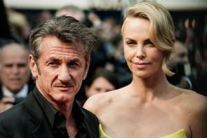 Sean Penn et Charlize Theron - Cannes 2015